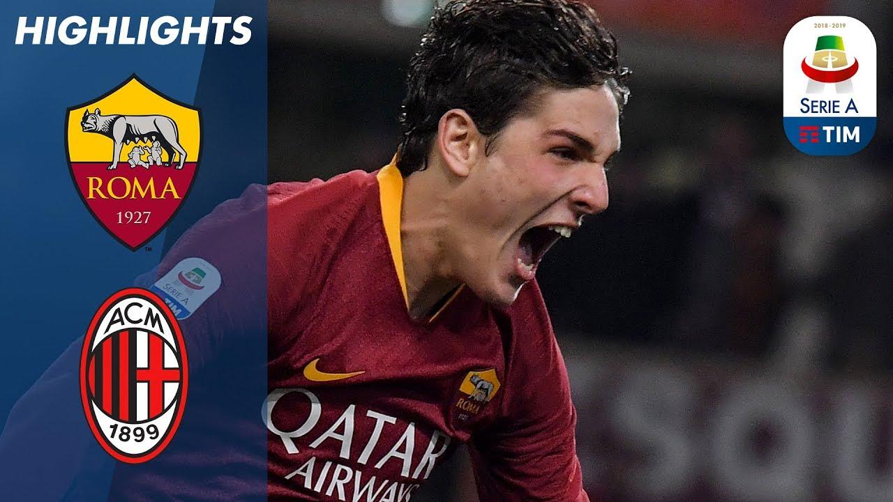 Roma 1-1 Milan