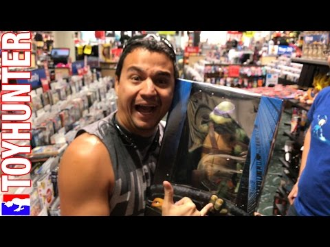 Toy Hunting Blind Boxes with Jared & Peter! And a Weight Scale?!