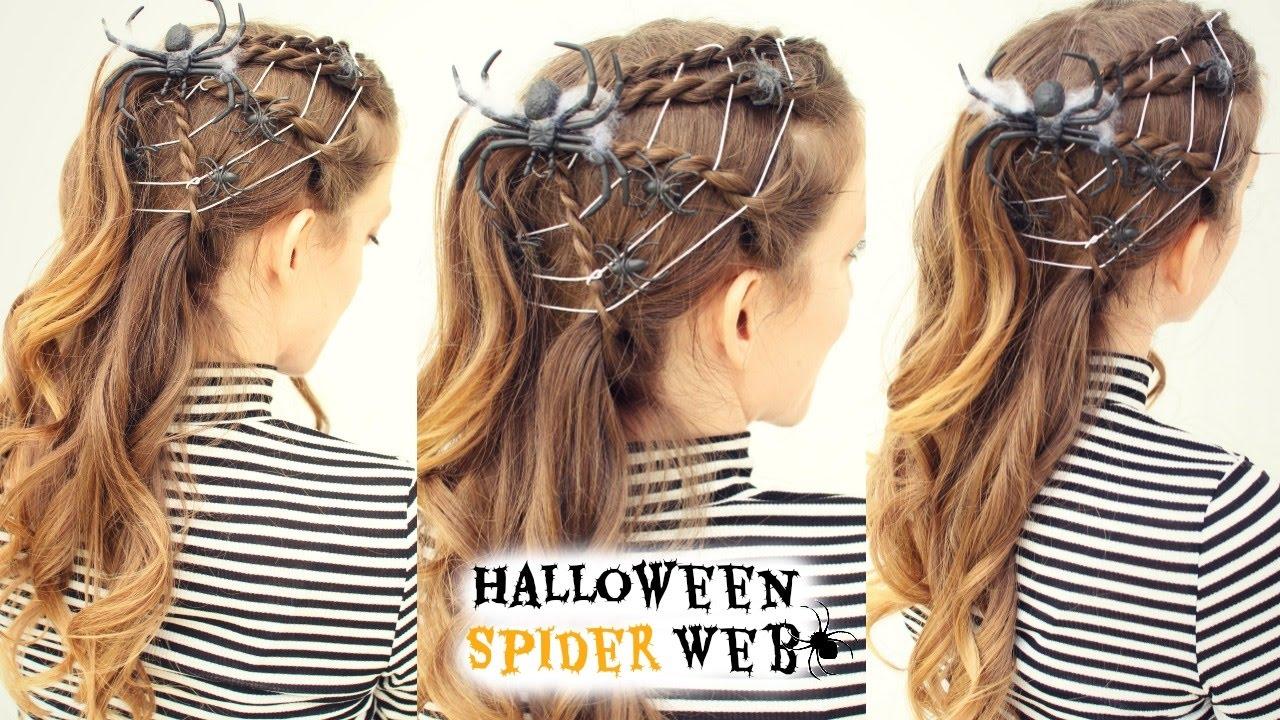 Halloween Hair Styles: Halloween Hairstyle/ Costume Ideas