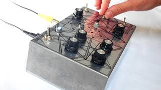 RC CIRCUIT BENT 'ENOCHIAN DREAM' AMBIENT CHAMBER SOUND GENERATOR ECHO SYNTH