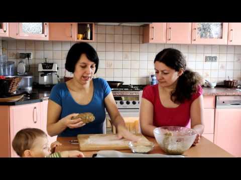 Ciasteczka ze słonecznikiem (Bajeczne smaki)