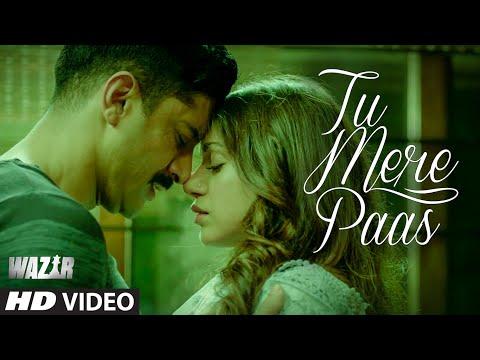 'TU MERE PAAS' Video Song | WAZIR | Amitabh Bachchan, Farhan Akhtar, Aditi Rao Hydari