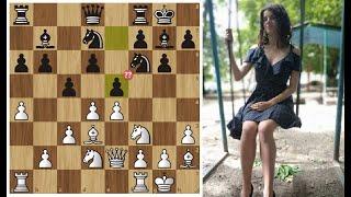 Ход шахматной королевы Часть 5 Юлия Осьмак Шахматы