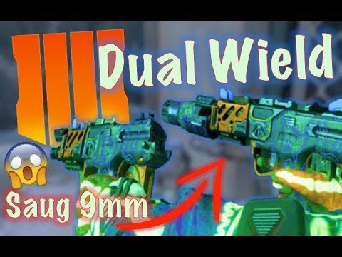 "Saug 9mm MAX LEVEL with Operator Mod ""Dual Wield"" 