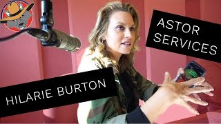 Hilarie Burton Shares Her Passion for Astor Services