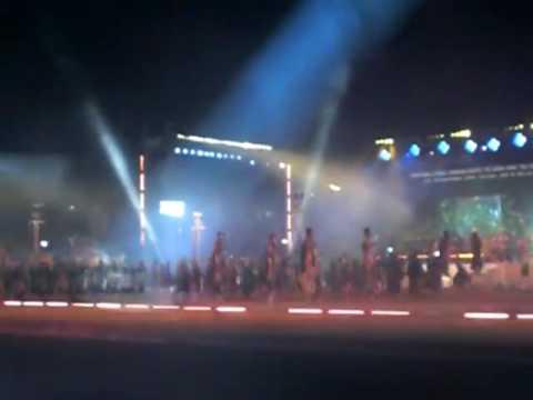 Lễ khai mạc Festival công chiêng quốc tế năm 2009 tại Gia Lai