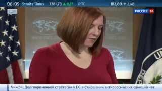 Джен Псаки американские санкции к России могут стать вечными
