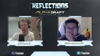 'Reflections' with EternaLEnVy