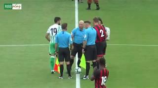 Resumen del partido AFC Bournemouth-Real Betis