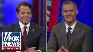 Lewandowski and Scaramucci talk North Korea, 'spygate'