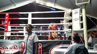 muaythai faizal the contender vs mu...