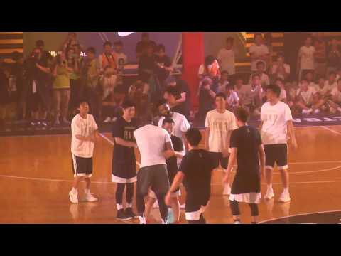 Kyrie Irving カイリーアービング参戦の第4ピリオド~CLUTCH BUCKET TOKYO DREAM MATCH~