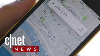 London regulator says Uber not fit to operate in city (CNET News)