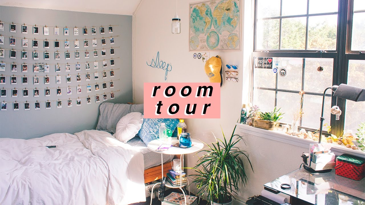 Room Tour ( Vintage, Retro, Thrifted ) - YouTube
