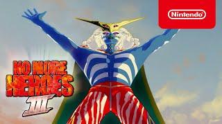 No More Heroes 3 – ¿Superhéroes alienígenas? 🛸 (Nintendo Switch)