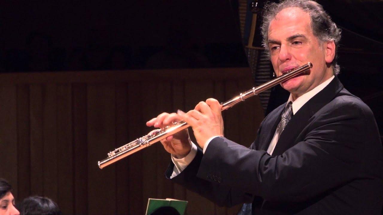 Gabriel Fauré, Fantasie, Op.79 Claudio Barile - Paula Peluso