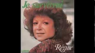 Régine - Je survivrai [I will survive/Version en français - French version]