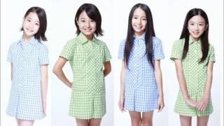 We Can☆Girls 中嶋春陽、田辺桃子、小田桐汐里、永野芽郁 ーーーーーー...