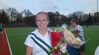 Marcelle neemt afscheid van de Maastrichtse Hockeyclub