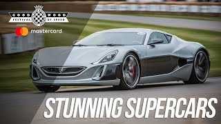 Full Timed Supercar Shootout: Goodwood Fos 2017