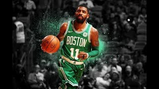 "Kyrie Irving's ""Sicko Mode"" Mixtape!"