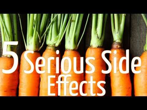Top 5 Effects Of Carrots You Should Be Aware Of