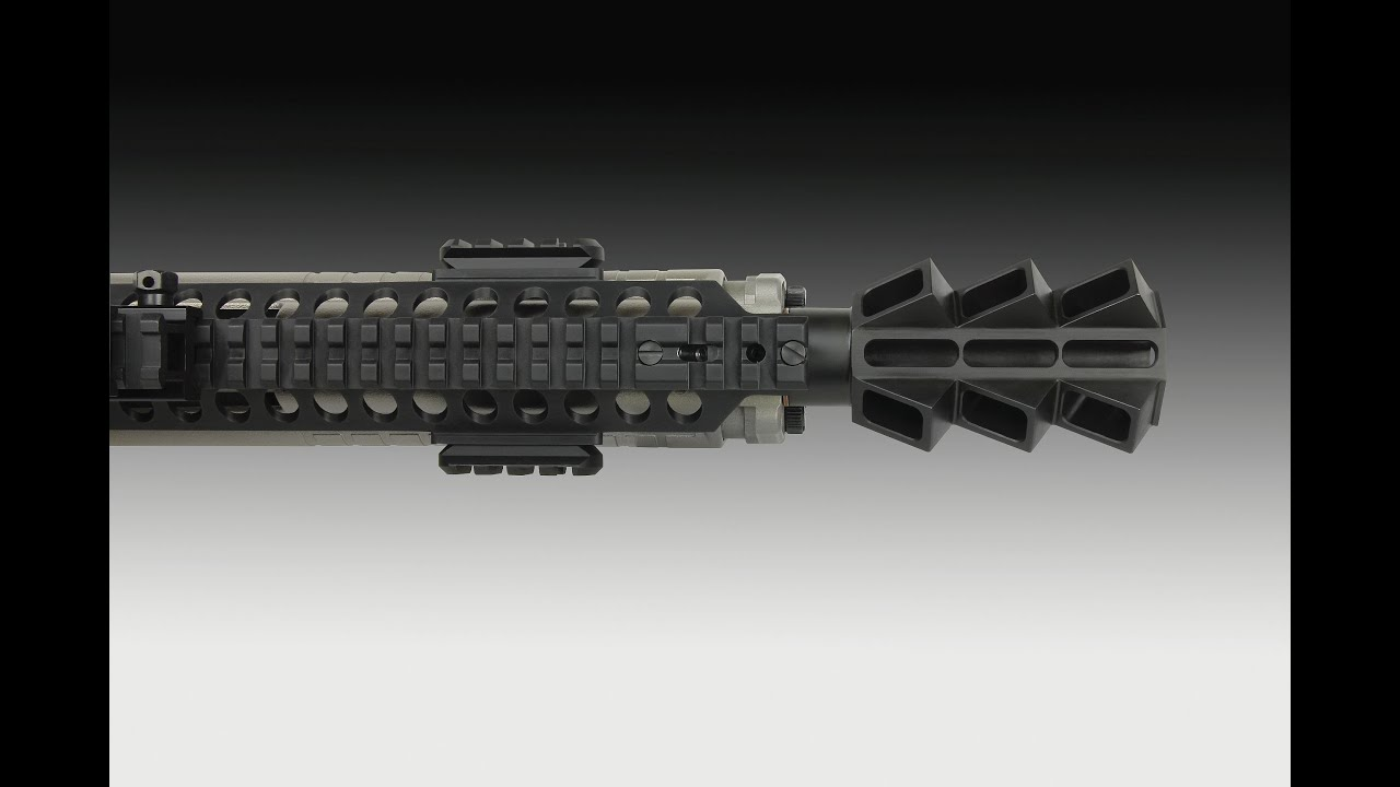 V6 Industries - Muzzle Brake, Compensator, Shotgun Muzzle Brake