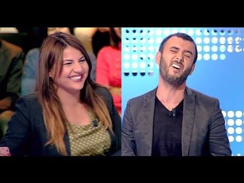 """""""أحبك"""" بالطريقة المغربية , الجزائرية والتونسية ... الكوميدي لطفي العبدلي"""