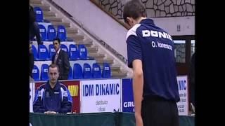 CN ROMSTAL Seniori 2011 Hunor Szocs - Ovidiu Ionescu [Semifinale]