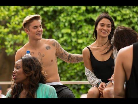 ♛Justin BieberShanina ShaikRehab in Las Vegas,May 2 2015