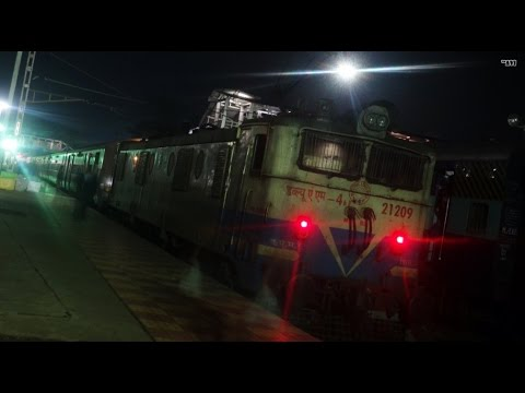 Durg to Bishrampur : A Memorable Night Journey in Ambikapur Express