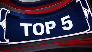 NBA Top 5 Plays of the Night | October 5, 2019