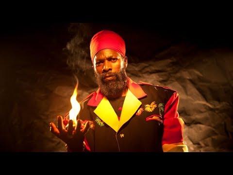 Capleton Jah Jah City - Liberation Riddim Instrumental (1999)
