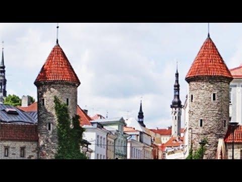 Украинцы завоевывают Эстонию