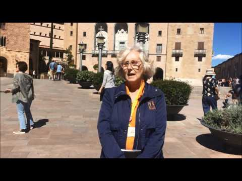 Interview Beatrice Krayenbühl about Montserrat mountain - Barcelona guided tours