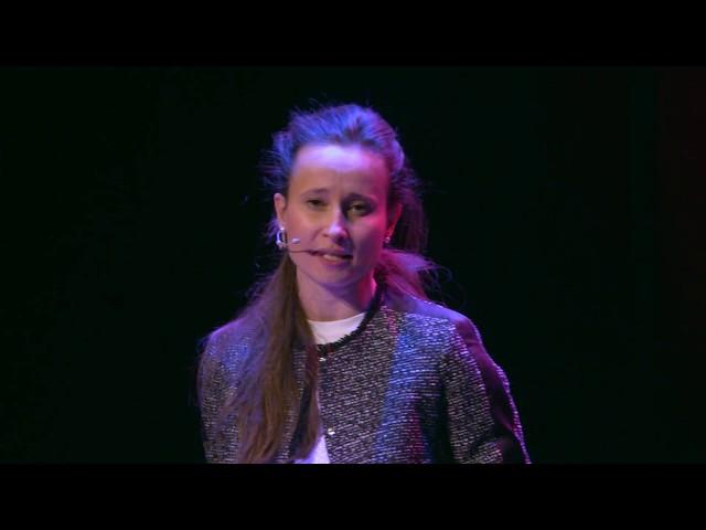 Samo budi uporni original | Maja Bručić | TEDxZagrebWomen