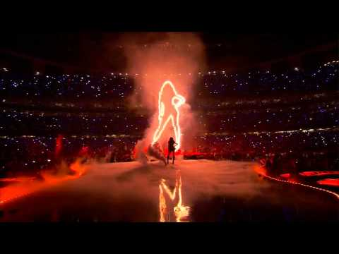 Beyonce - Superbowl Halftime Show Intro