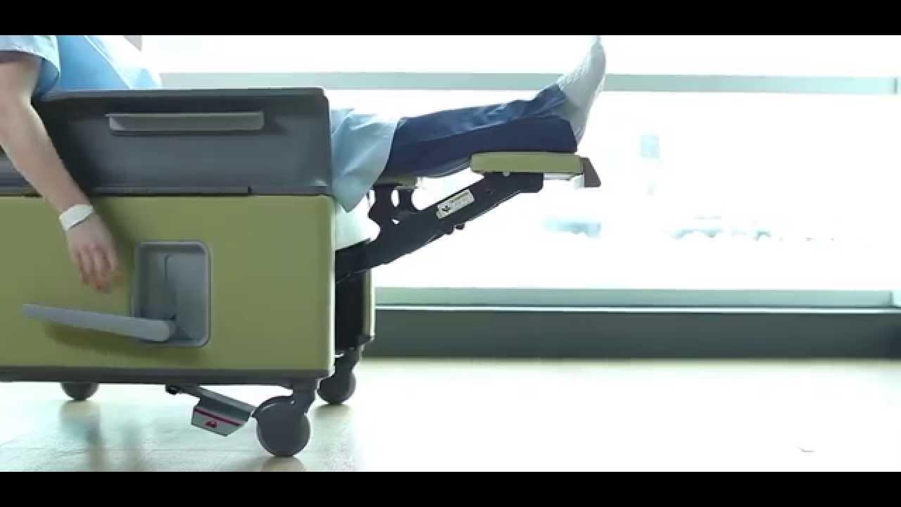 Empath Healthcare Recliner Footrest - Steelcase Health  sc 1 st  YouTube & Empath Healthcare Recliner Footrest - Steelcase Health - YouTube islam-shia.org