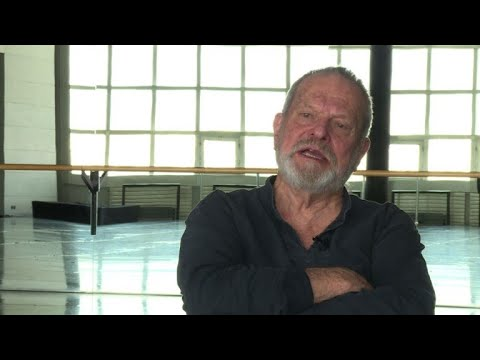 Terry Gilliam talks about his new movie and Trump