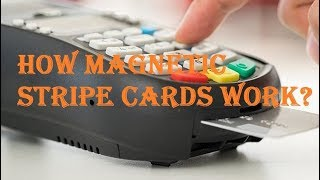 How Magnetic Stripe Cards Work? Hotel Key Cards Vs Bank Cards?