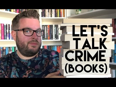 Let's Talk Crime Books | August 2017