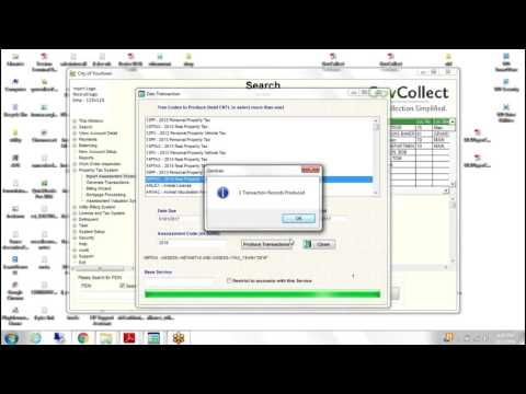 GovCollect Property Tax Demo
