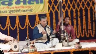 indian classical dhrupad raag jaijaiwanti alap satinath bhattacharya varanasi