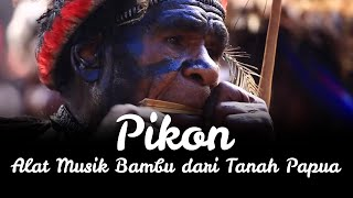 Pikon, Alat Musik Bambu dari Tanah Papua - Stafaband