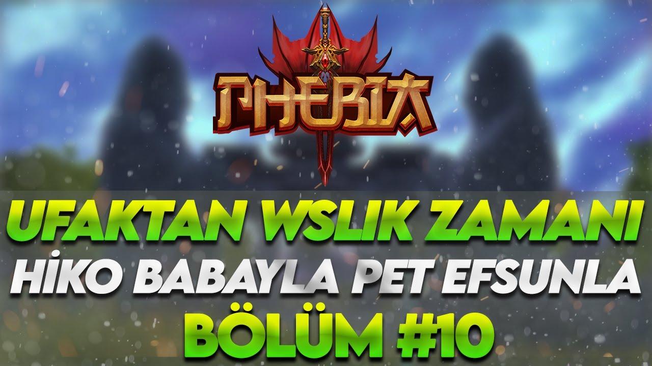 Phebia2 - KALDIRILAN VİDEO #10   ÇILDIRTAN PET