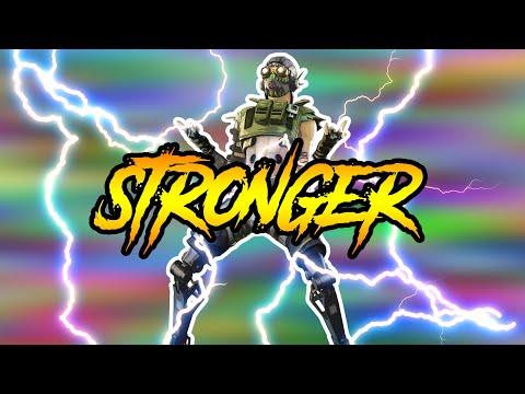 """Stronger"" - Apex Legends Montage"