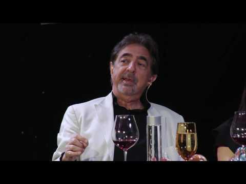 The Dinner Party: Joe Mantegna, Bela Gandhi, Jon McDaniel, Chef Gawronski