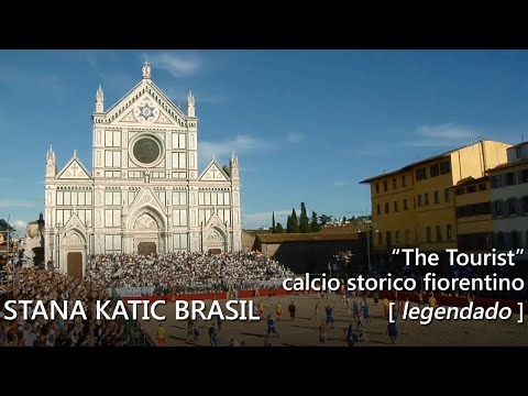 Trailer do filme Lost In Florence