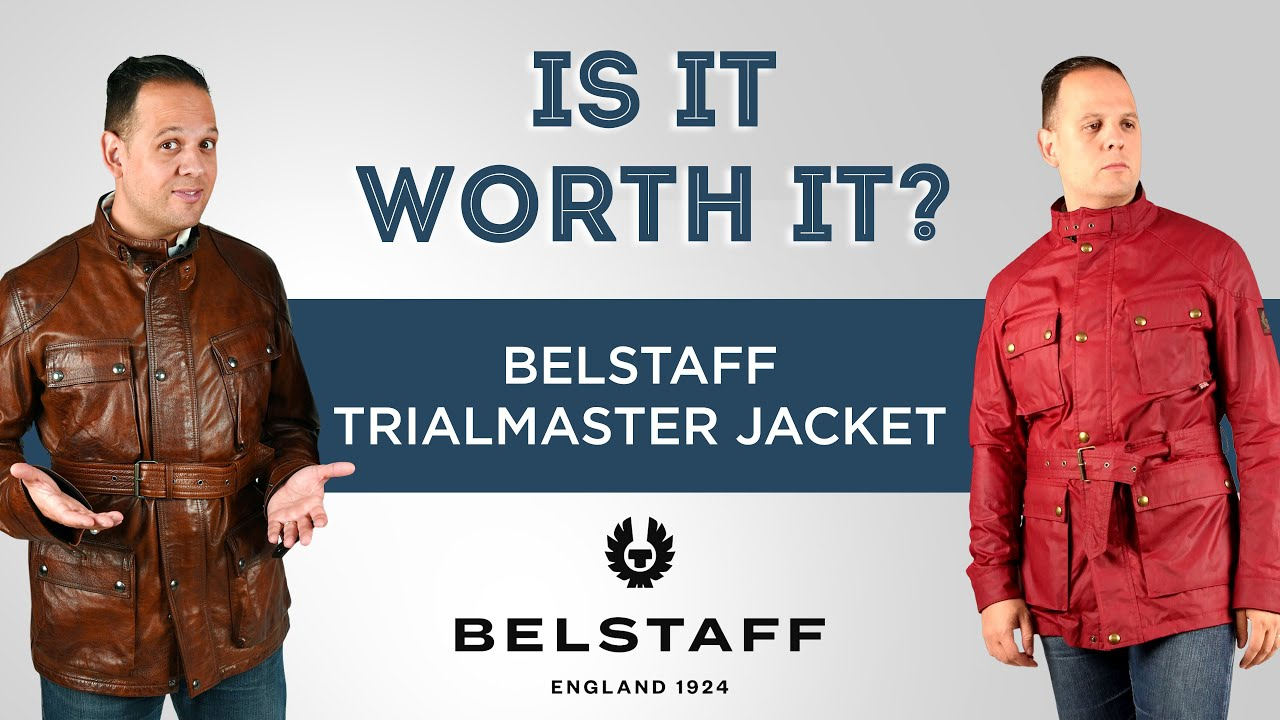2018 shoes speical offer low price sale Belstaff Trialmaster Jacket: Is It Worth It? British Leather ...