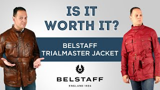 Belstaff Trialmaster Jacket: Is It Worth It? British Waxed Cotton & Leather Motorcycle Jacket Review